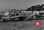 Image of caterpillar vehicle Spain, 1956, second 11 stock footage video 65675048552