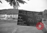Image of Albrook Air Force Base Panama, 1953, second 2 stock footage video 65675048560
