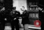 Image of General Eisenhower European Theater, 1944, second 2 stock footage video 65675048604