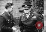 Image of General Eisenhower European Theater, 1944, second 4 stock footage video 65675048604