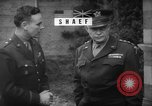 Image of General Eisenhower European Theater, 1944, second 6 stock footage video 65675048604