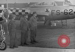 Image of inspecting party Wiesbaden Germany, 1951, second 1 stock footage video 65675048626