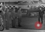 Image of inspecting party Wiesbaden Germany, 1951, second 4 stock footage video 65675048626