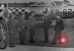 Image of inspecting party Wiesbaden Germany, 1951, second 6 stock footage video 65675048626