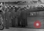 Image of inspecting party Wiesbaden Germany, 1951, second 8 stock footage video 65675048626