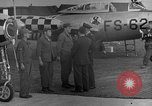 Image of inspecting party Wiesbaden Germany, 1951, second 9 stock footage video 65675048626