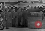 Image of inspecting party Wiesbaden Germany, 1951, second 11 stock footage video 65675048626