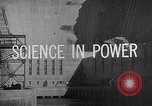 Image of electricity generation United States USA, 1945, second 1 stock footage video 65675048648