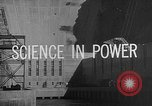 Image of electricity generation United States USA, 1945, second 2 stock footage video 65675048648