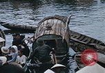 Image of dugout boats Kien Thanh Vietnam, 1966, second 2 stock footage video 65675048661