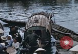 Image of dugout boats Kien Thanh Vietnam, 1966, second 3 stock footage video 65675048661