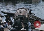 Image of dugout boats Kien Thanh Vietnam, 1966, second 4 stock footage video 65675048661
