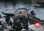 Image of dugout boats Kien Thanh Vietnam, 1966, second 5 stock footage video 65675048661