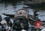 Image of dugout boats Kien Thanh Vietnam, 1966, second 6 stock footage video 65675048661