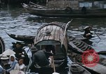 Image of dugout boats Kien Thanh Vietnam, 1966, second 7 stock footage video 65675048661