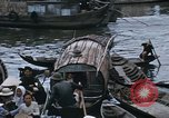 Image of dugout boats Kien Thanh Vietnam, 1966, second 9 stock footage video 65675048661