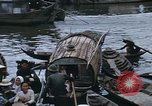 Image of dugout boats Kien Thanh Vietnam, 1966, second 10 stock footage video 65675048661