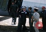 Image of Lieutenant Colonel Cuong Rach Gia Vietnam, 1966, second 9 stock footage video 65675048663