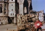 Image of Damaged Kaiser Wilhelm Memorial Church Berlin Germany, 1945, second 4 stock footage video 65675048672
