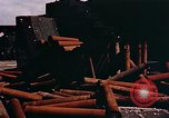 Image of German anti aircraft guns Berlin Germany, 1945, second 3 stock footage video 65675048674