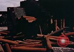 Image of German anti aircraft guns Berlin Germany, 1945, second 7 stock footage video 65675048674