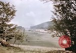 Image of strafing German tanks Germany, 1945, second 5 stock footage video 65675048679
