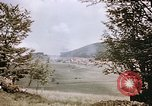 Image of strafing German tanks Germany, 1945, second 6 stock footage video 65675048679