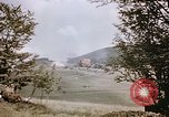 Image of strafing German tanks Germany, 1945, second 8 stock footage video 65675048679