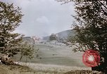 Image of strafing German tanks Germany, 1945, second 10 stock footage video 65675048679