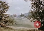 Image of strafing German tanks Germany, 1945, second 11 stock footage video 65675048679