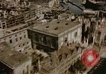 Image of damaged buildings Berlin Germany, 1945, second 7 stock footage video 65675048680