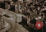 Image of damaged buildings Berlin Germany, 1945, second 12 stock footage video 65675048680