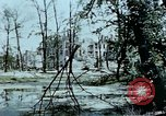 Image of bomb crater Berlin Germany, 1945, second 1 stock footage video 65675048683