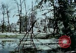 Image of bomb crater Berlin Germany, 1945, second 10 stock footage video 65675048683