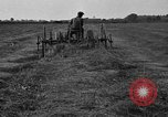 Image of mechanical reaper United States USA, 1918, second 7 stock footage video 65675048693