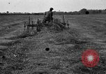 Image of mechanical reaper United States USA, 1918, second 8 stock footage video 65675048693