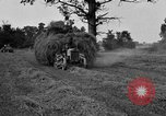 Image of Ford tractor drawn hay wagon United States USA, 1918, second 12 stock footage video 65675048695