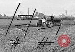 Image of Ford tractor drawn plow United States USA, 1919, second 1 stock footage video 65675048697