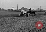 Image of Ford tractor drawn plow United States USA, 1919, second 2 stock footage video 65675048697