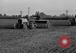 Image of Ford tractor drawn plow United States USA, 1919, second 5 stock footage video 65675048697