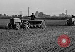 Image of Ford tractor drawn plow United States USA, 1919, second 6 stock footage video 65675048697