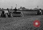 Image of Ford tractor drawn plow United States USA, 1919, second 7 stock footage video 65675048697