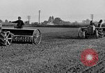 Image of Ford tractor drawn plow United States USA, 1919, second 9 stock footage video 65675048697