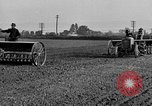 Image of Ford tractor drawn plow United States USA, 1919, second 10 stock footage video 65675048697