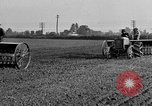 Image of Ford tractor drawn plow United States USA, 1919, second 11 stock footage video 65675048697