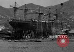 Image of Italian liner Rex Genoa Italy, 1931, second 11 stock footage video 65675048702