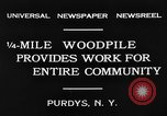 Image of manufacturing paper Purdys New York USA, 1931, second 2 stock footage video 65675048704