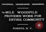 Image of manufacturing paper Purdys New York USA, 1931, second 3 stock footage video 65675048704