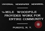 Image of manufacturing paper Purdys New York USA, 1931, second 4 stock footage video 65675048704