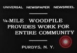 Image of manufacturing paper Purdys New York USA, 1931, second 5 stock footage video 65675048704